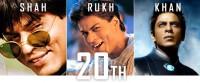 20 Jahre ShahRukh Khan