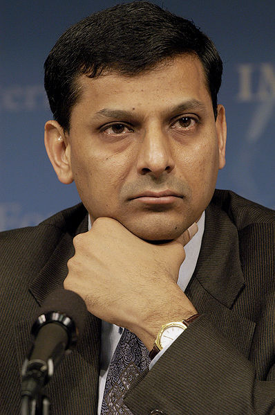 Raghuram Rajan (Quelle: WikiPedia)