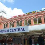 Chennai Hauptbahnhof