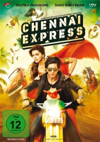 Chennai Express Cover/Poster