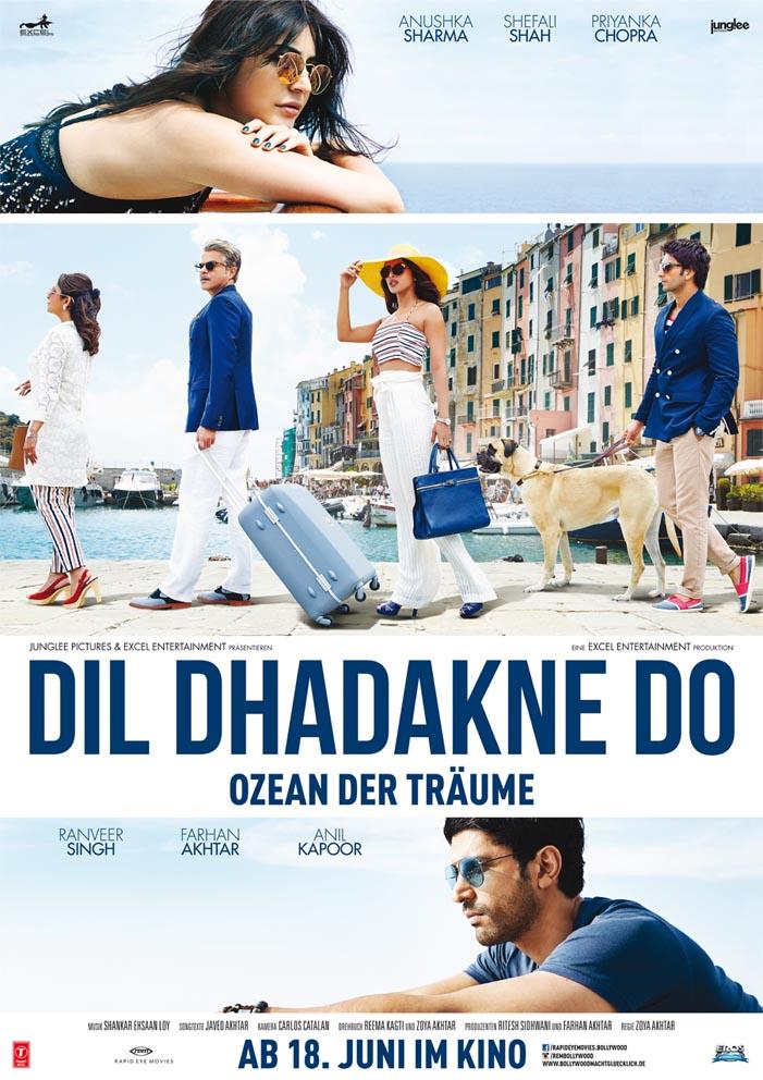 Ozean Der Träume - Dil Dhadakne Do