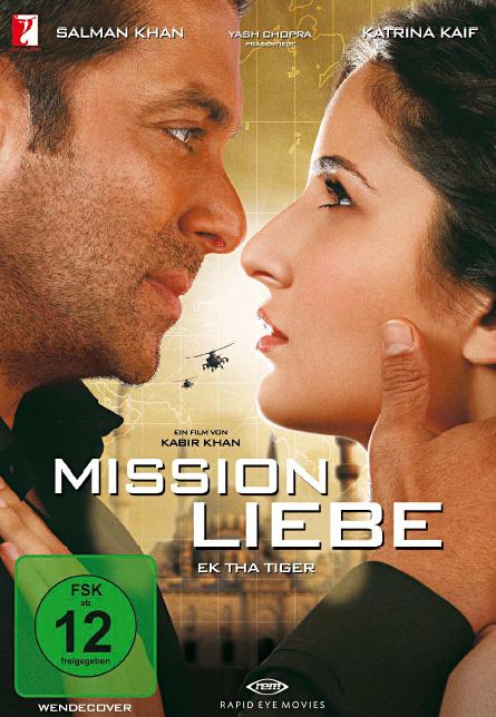 Ek Tha Tiger (Mission Liebe)