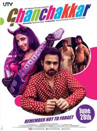 Ghanchakkar Cover/Poster