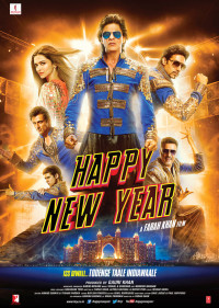 Happy New Year - Bollywood