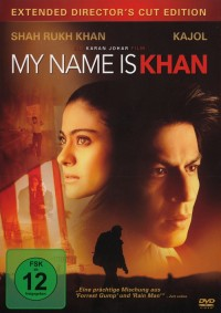 My name is Khan - Film - DVD // BOLLY-WOOD My Name Is Khan Poster
