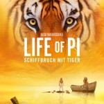 Life of Pi Cover, Poster