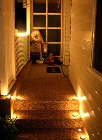 Diwali Lichter