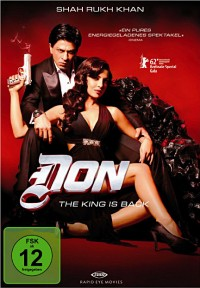 Cover - Don 2 - The King is Back