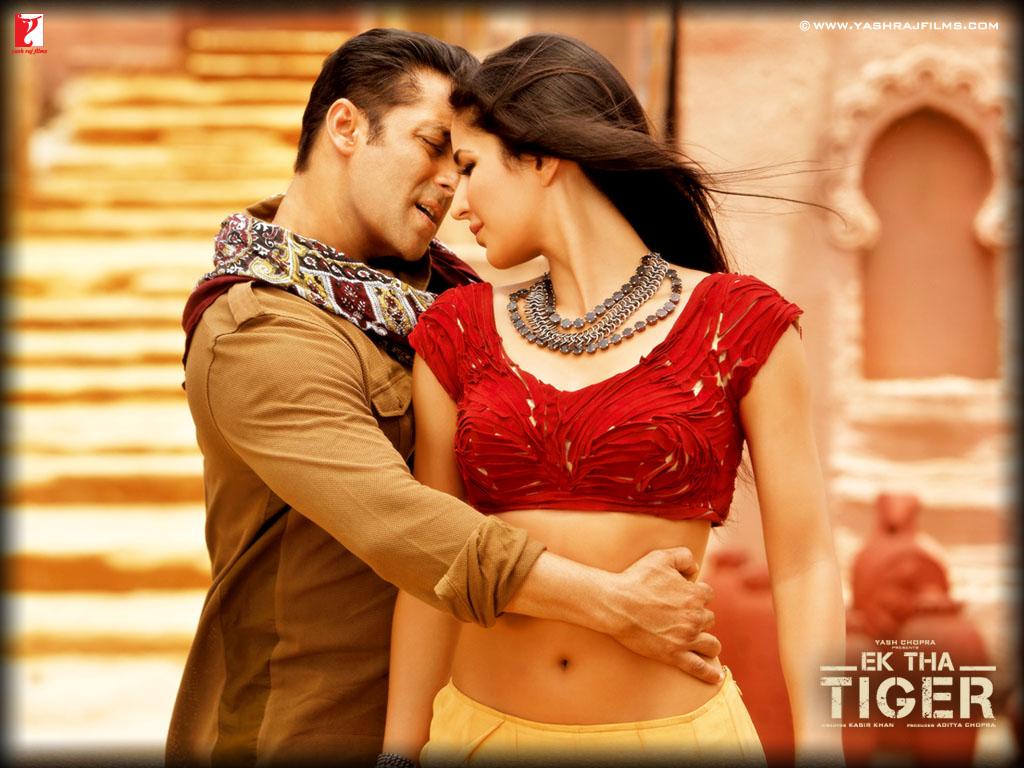 Katrina Kaif And Salman Khan Sexy