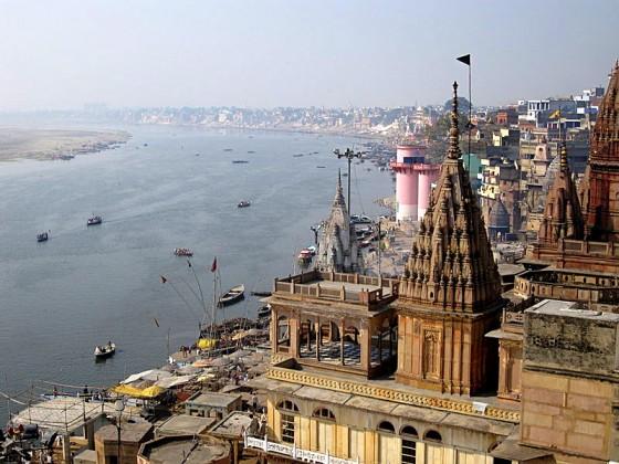 Flusskreuzfahrten (Ganges)