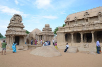 Fünf Rathas in Mamallapuram