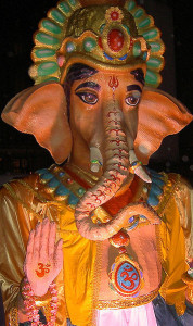 Ganesh Chaturthi (© wikipedia.org)