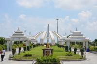 Gedenkstädte von M.G.R. in Chennai