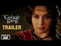 Video thumbnail for youtube video Gulaab Gang Trailer - Teaser - Video //