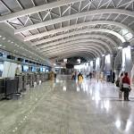 Mumbai Flughafen (© Alex Graves)