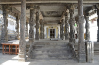 Jain-Tempel in Villupuram