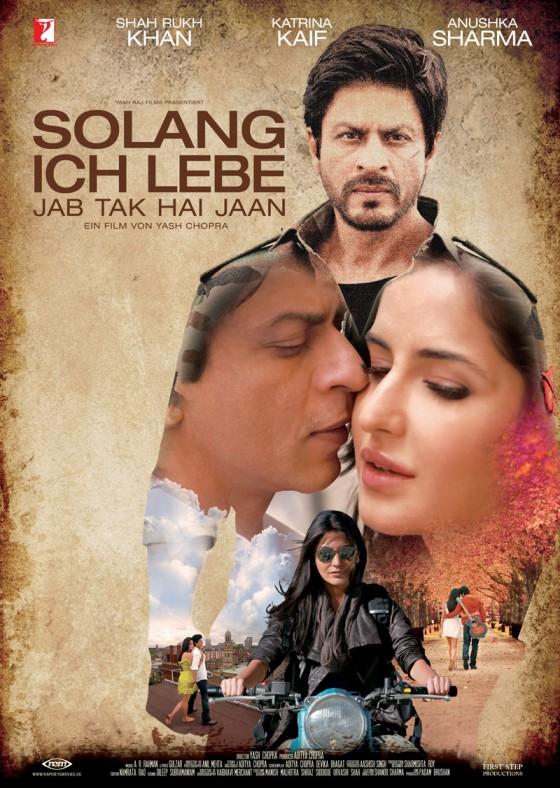 Poster - Jab Tak Hai Jaan