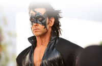 Krrish 3 Wallpaper Hintergrund