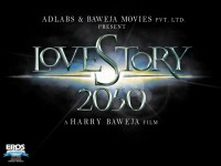 Love Story 2050 Wallpaper