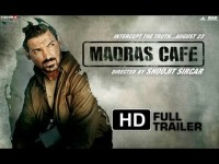 Video thumbnail for youtube video Madras Cafe Trailer - Teaser - Video - Bollywood //