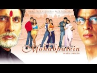 Video thumbnail for youtube video Mohabbatein Trailer - Teaser - Video - Bollywood //