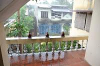 Monsunregen in Korkkadu