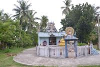 Murugan Tempel in Korkkadu