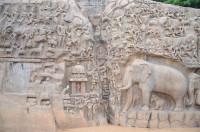 Relief in Mamallapuram