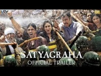 Video thumbnail for youtube video Satyagraha Trailer - Teaser - Video - Bollywood //