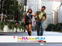 Ta Ra Rum Pum Wallpaper
