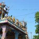 Tempeleinweihung mit heiligem Wasser