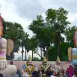 Fest im Murugan Tempel