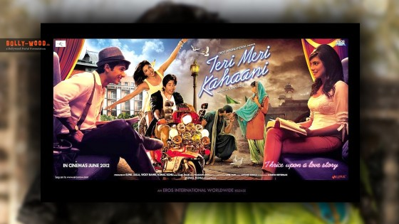 Teri Meri Kahaani Wallpaper