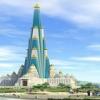 Indien baut ersten Tempel-Wolkenkratzer