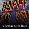 Happy New Year Film-Gewinnspiel-Aktion