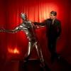 ShahRukh Khan wird mit Lebensgroßer 3D Statue geehrt